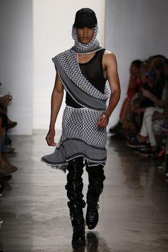 Jeremy Scott Men's RTW Spring 2013 - Runway, Fashion Week, Reviews and Slideshows - WWD.com