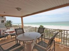 205 Casa de Playa,  Two bdrm beachfront condoVacation Rental in Indian Rocks Beach from @HomeAway! #vacation #rental #travel #homeaway