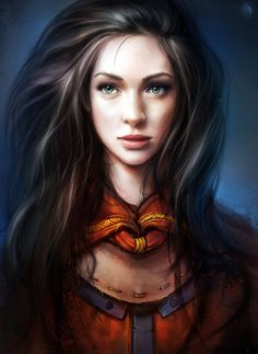 Anastasia. This will be one of my main characters in the story I'll publish in Fictionpress