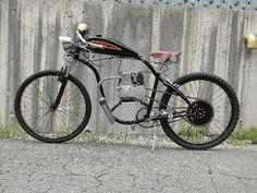 4サイクルエンジン付き