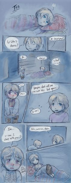 APH: Warm Tonight 1 by NiaNook33.deviantart.com on @deviantART. Soviet Family.