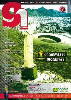 Gioco News, la rivista di giugno è online - http://www.continuationbet.com/poker-news/gioco-news-la-rivista-di-giugno-e-online/