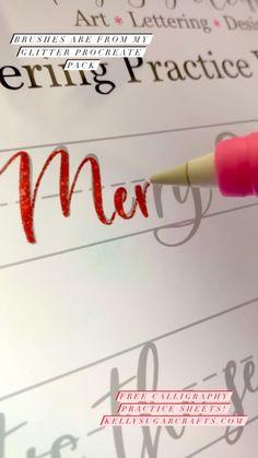 Calligraphy Practice, Calligraphy Alphabet, Caligraphy, Hand Lettering Tutorial, Cricut Craft Room, Ink Wash, Sugar Craft, Ipad Art, Drawing Stuff