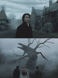 Sleepy Hollow Christopher Walken As The Headless