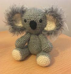 Crochet... Amigurumi : Amigurumi Koala
