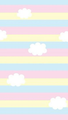 Wallpaper, rainbow wallpaper, pastel wallpaper, cute backgrounds, phone b. Baby Wallpaper, Wallpaper Pastel, Rainbow Wallpaper, Kawaii Wallpaper, Tumblr Wallpaper, Screen Wallpaper, Cute Backgrounds, Cute Wallpapers, Wallpaper Backgrounds