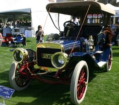 1909 Winton Cars - Picture Site