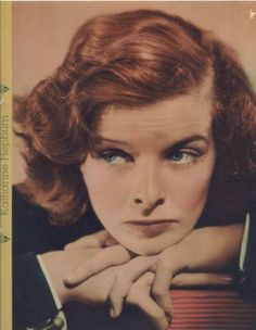 """This once labeled """"box office poison"""" has always been one of my absolute favorites. The ever tenacious Katharine Hepburn."""
