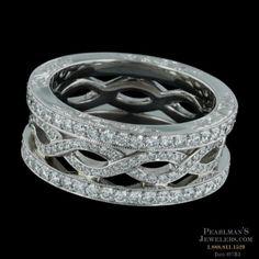 Infinity diamond rings