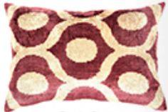 Gloria Grape Pillow - Found Object