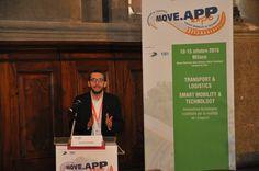 12 ottobre 2015 Move.App Expo, terza edizione, Museo Nazionale della Scienza e della Tecnologia