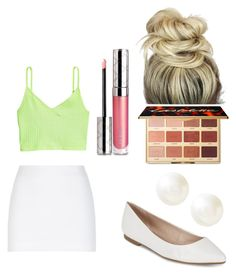 """Tinkerbell"" by lea0212-1 on Polyvore featuring H&M, La Perla, BCBGeneration, By Terry and Banana Republic"