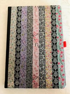 DIY decorare agenda si cutii depozitare – Daniela's Art of Hobby Washi, Diy, Quilts, Blanket, Bricolage, Quilt Sets, Do It Yourself, Blankets, Log Cabin Quilts
