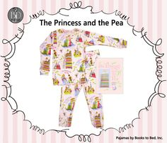 *The Princess and the Pea Pajamas