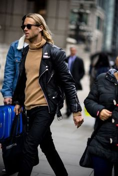 The best street style from London Fashion Week Women's AW17