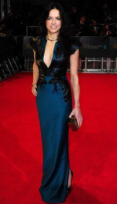 BAFTA 2014: Michelle Rodriguez