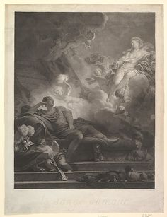 Le Songe d'Amour.  After Jean Honoré Fragonard  (French, Grasse 1732–1806 Paris).