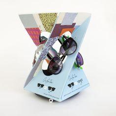 Resultado de imagen para packaging sunglasses display