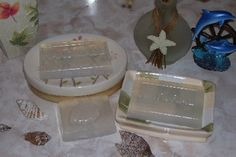 3 oz Natural Soap  Your Choice Aloe Hemp by CraftyCutiesbyDesign, $3.50