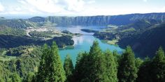 São Miguel island in Azores - crater lakes, dolphins, hot springs and more, just 4 hours from the UK