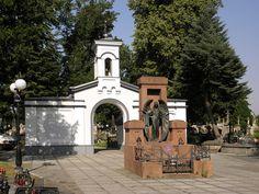 Radom.Cmentarz rzymskokatolicki 01 - Radom – Wikipedia, wolna encyklopedia