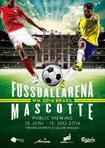 Fussball WM 2014 - Public Viewing in Zürich, Basel, Bern, Luzern Basel, Public, Club, Baseball Cards, Sports, Lucerne, Switzerland, Hs Sports, Sport
