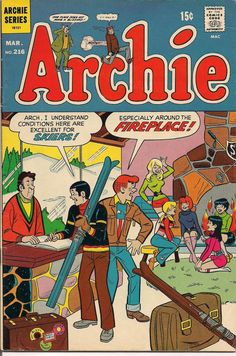 Archie no. 216 with Betty, Veronica, Josie and Midge on the cover Archie Comics Characters, Archie Comic Books, Vintage Comic Books, Vintage Comics, Book Cover Art, Comic Book Covers, Archie Comics Riverdale, Romantic Comics, Betty And Veronica