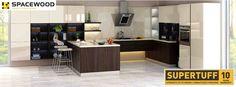 Stylish Design Modular Kitchen in Delhi at http://www.spacewood.in/modular-kitchen-delhi-kirti-nagar.php