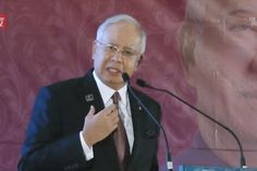 Najib: I'm no crook, I did not take anything
