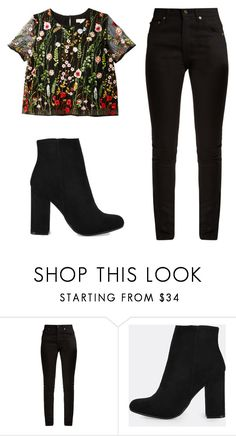 """statement 4000"" by justinedavida on Polyvore featuring Yves Saint Laurent"