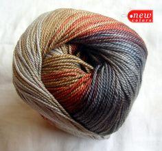 Batik designed cotton yarn Alize Miss Batik. 100 by HandyFamily, €3.75