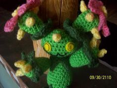 Crocheted Maractus! Free pattern