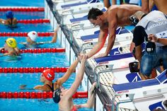 Ryan Lochte Photos - Swimming - 16th FINA World Championships: Day Sixteen - Zimbio