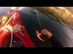 Quebec kayak fishing - Peche kayak