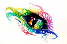 ideas for tattoo dragon eye pictures Eye Pictures, Dragon Pictures, Fantasy Kunst, Fantasy Art, Desenho New School, Dragon Artwork, Dragon Tattoo Designs, Dragon Eye, Celtic Art