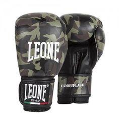 Rękawice bokserskie Leone 1947 Kamuflaż 10oz   Sklep sportowy B-FIGHT