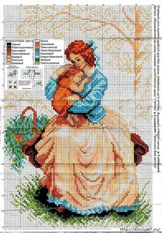 вышивка крестиком | Записи в рубрике вышивка крестиком | МОЙ МИР : LiveInternet - Российский Сервис Онлайн-Дневников
