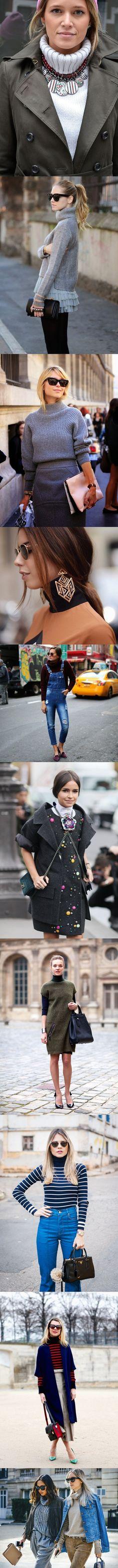 Look no Capricho Peplum + Jeans Luiza Gomes