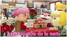 Animal Crossing Happy Home Designer #38 - INFORMACIÓN DE LA SERIE
