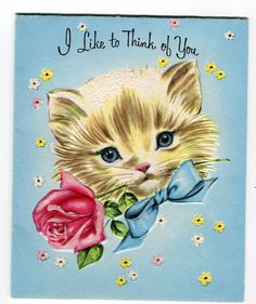 Cats - mostly old Cards - Mama Mia - Picasa Web Albums
