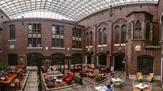 Kresge Court @ the DIA [Photography by Michelle and Chris Gerard] The Detroit Institute of Arts has long been one of the country's best art museums, but its latest efforts are aimed at becoming Midtown's best casual...