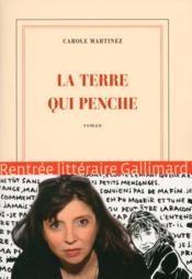 #La terre qui penche #Carole Martinez #MRL15 #PriceMinister