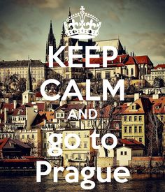 KEEP CALM AND GO TO PRAGUE. Another original poster design created with the Keep Calm-o-matic. Buy this design or create your own original Keep Calm design now. Travel Inspiration, Inspiration Quotes, Keep Calm Quotes, Most Beautiful Cities, Travelogue, Travel List, Oh The Places You'll Go, Czech Republic, Prague