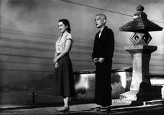 Tokyo Story (東京物語 Tōkyō Monogatari?) is a 1953 #Japanese film directed by Yasujirō Ozu. It tells the story of an aging couple who travel to Tokyo to visit their grown children. The film contrasts the behavior of their children, who are too busy to pay them much attention, and their daughter-in-law, who treats them with kindness. It is often regarded as Ozu's masterpiece, and has appeared several times in The British Film Institute list of the greatest films ever made.
