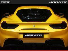 A sporty pleasure for any driver: #Ferrari #488GTB