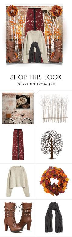 """Autumn"" by katreesespieces ❤ liked on Polyvore featuring Fox, Miss Selfridge and Autumn Cashmere"