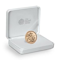 Just 400 Sovereigns will be struck on Prince George's birthday of 22 July 2014. You can own The Sovereign 2014 BU guaranteed to be struck on Prince George's birthday, with Hand-signed Certificate of Authenticity to confirm this carefully-timed striking.