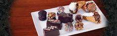 Mini Ice Cream Cakes and Treats