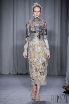 Marchesa Fall-winter 2014-2015 - Ready-to-Wear