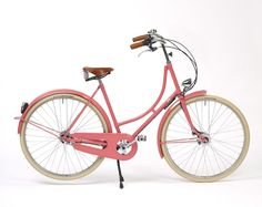 Bella, vintage Dutch bicycles from BEG.
